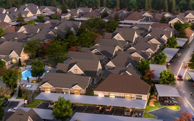 More than 400 homes planned in new Collin County residential community
